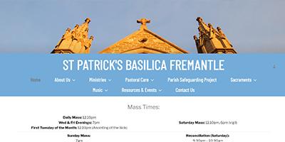 Basilica Website